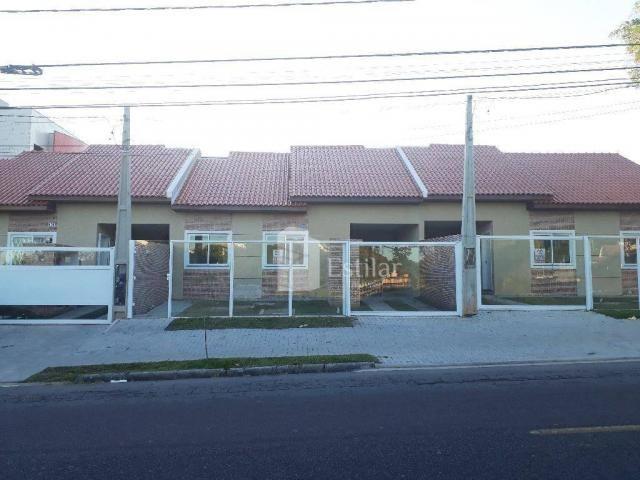 Casa com 3 quartos (1 suíte) no braga - são josé dos pinhais/pr - Foto 17