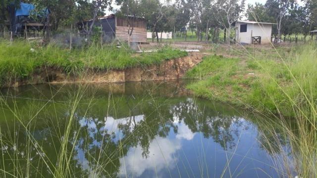 Chácara com 2 dormitórios à venda, 10000 m² por r$ 300.000 - zona rural - cuiabá/mt - Foto 2
