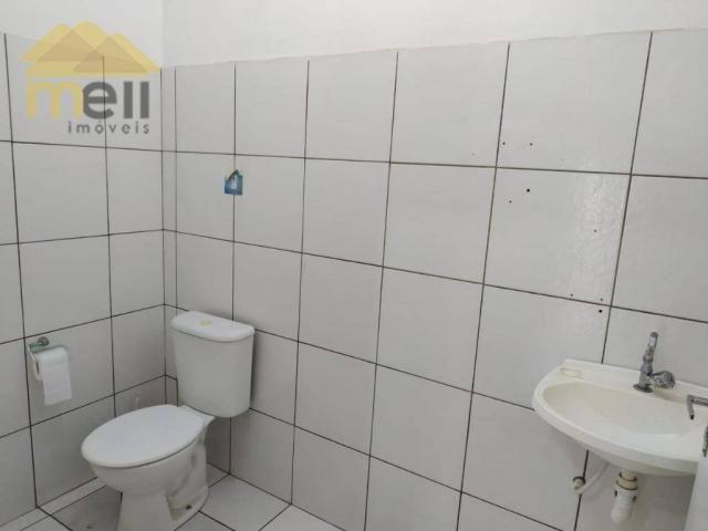 Salão para alugar, 122 m² por R$ 900,00/mês - Vila Marcondes - Presidente Prudente/SP - Foto 8