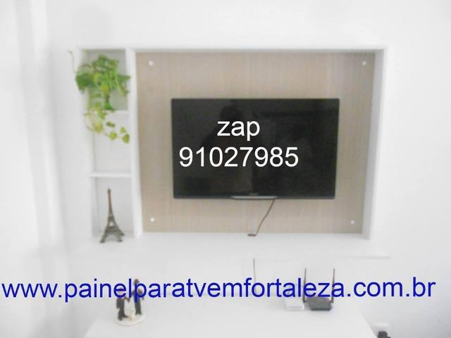 Promoção de Painel para tv ate 32 entrega ,instalação e suporte grátis - Foto 4