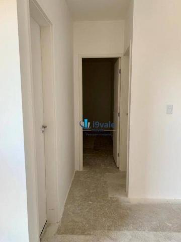 Apartamento com 2 dormitórios à venda, 56 m² por r$ 198.000 - jardim santa maria - jacareí - Foto 15