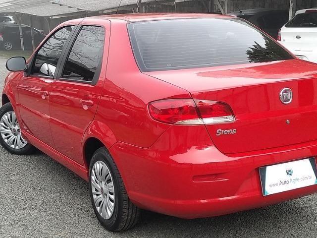 Fiat Siena EL 1.4 Flex 2012 - Completo / Única dona - Foto 7
