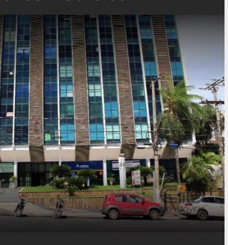 Salas à venda, 96 m² por r$ 290.000 - centro norte - cuiabá/mt