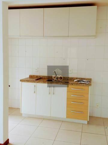 Ap0607 - apartamento 02 dormitórios, vista mar, 63m² à venda por r$ 170.000 - serraria - s - Foto 5