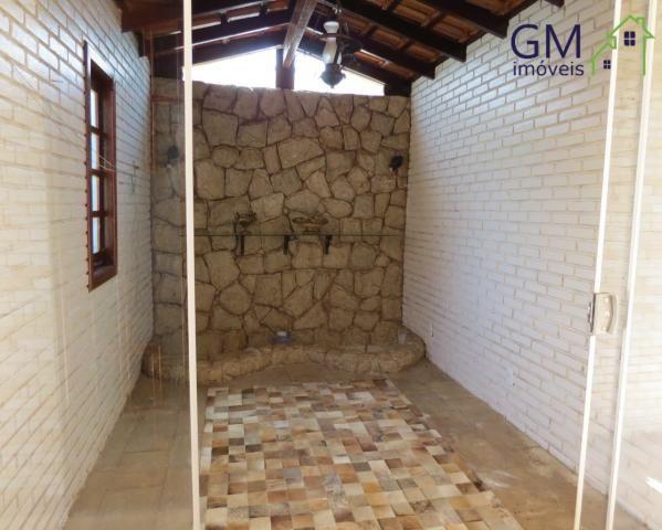 Casa a venda / condomínio campestre / 03 quartos / aceita troca apt em águas claras - Foto 19