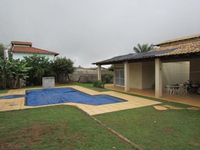 Casa a venda no condomínio vivendas lago azul / 04 quartos /grande colorado sobradinho-df  - Foto 12