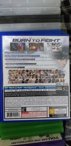 The King of Fighters PS4 - Foto 2