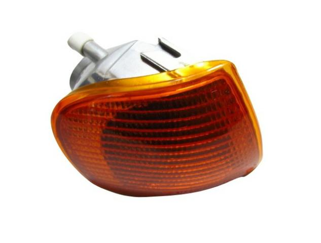 Pisca Lanterna Dianteira Ambar Polo 1997 98 99 2000 Direito - Foto 4