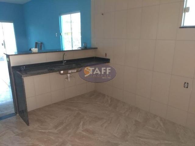 OLV-Casa com 2 dormitórios à venda, 90 m² por R$ 140.000 - Unamar - Cabo Frio/RJ CA1013 - Foto 14