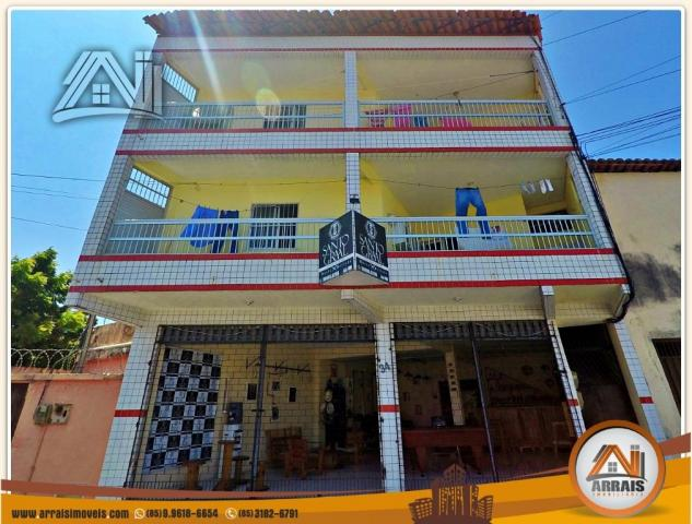 Vendo casas multifamiliar com 2 quartos no bairro antonio bezerra