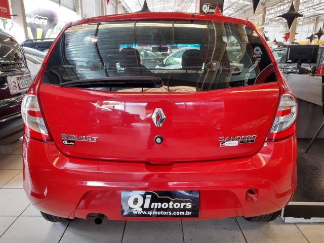 RENAULT SANDERO 2011/2011 1.0 EXPRESSION 16V FLEX 4P MANUAL - Foto 13