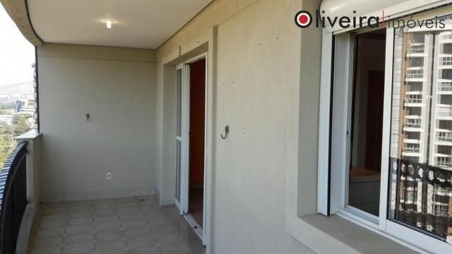 Apartamento em alphavile,parque tambore 139m. 3 suítes 2 vg 3.300 cond 1.320 iptu 320 - Foto 5