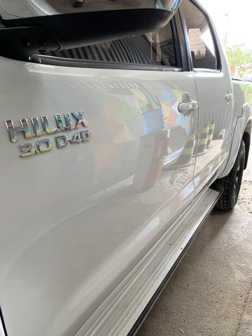 Hilux SRV 3.0 Diesel automático 4x4 2014/2014 - Foto 4