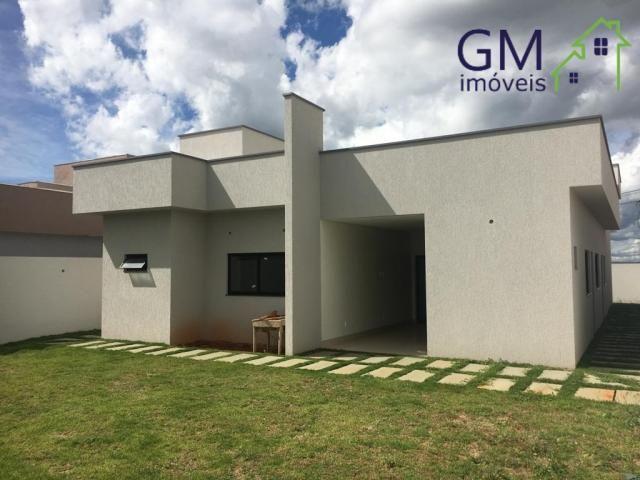 Casa a venda no condomínio alto da boa vista / 03 suítes / sobradinho df - Foto 5