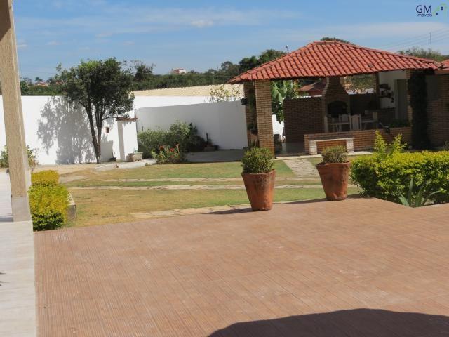 Casa a venda / condomínio rk / 04 quartos / churrasqueira / piscina / academia / quintal - Foto 17