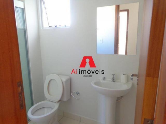 Apartamento com 2 dormitórios à venda ou locação, 71 m² por r$ 280.000 - portal da amazôni - Foto 19