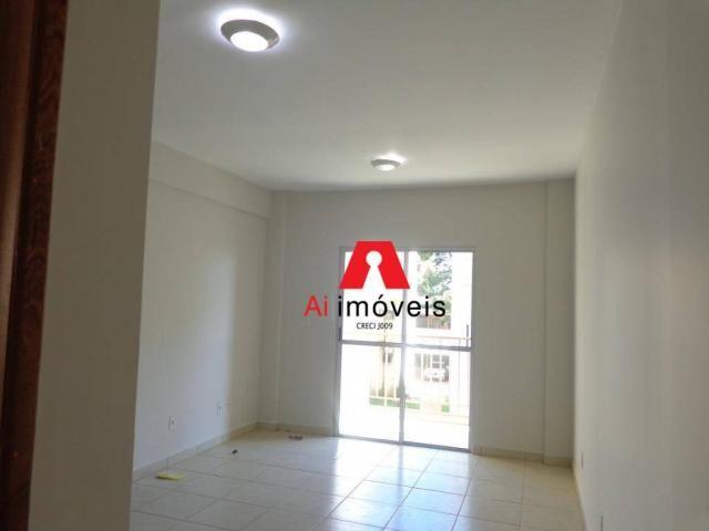 Apartamento com 2 dormitórios sendo 1 suíte, à venda, 67,20 m² por r$ 270.000 - conjunto m - Foto 7