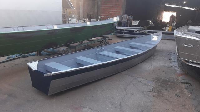 Canoas de Alumínio Naval - Foto 2