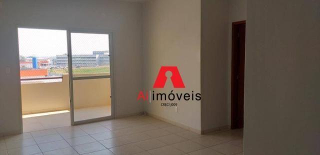 Apartamento com 3 dormitórios à venda, 90 m² por r$ 350.000 - jardim europa - rio branco/a - Foto 8