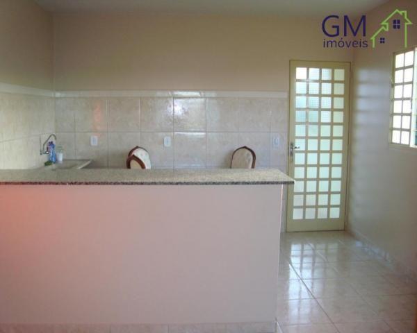 Casa a venda / condomínio fraternidade / 04 quartos / hidromassagem / setor habitacional c - Foto 15