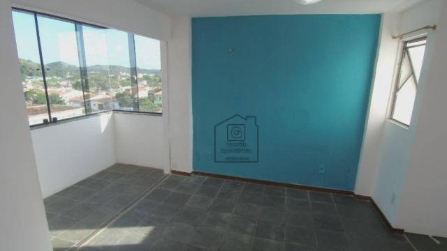 Apartamento com 2 dormitórios à venda, 130 m² por R$ 200.000 - Nova Descoberta - Natal/RNL - Foto 19