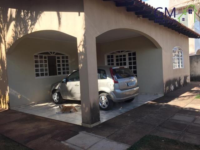 Casa a venda / condomínio rk / 03 quartos / churrasqueira / aceita apartamento de menor va
