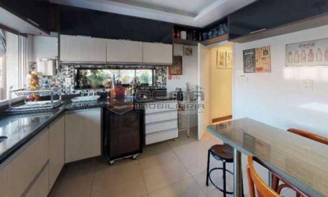 Apartamento à venda com 4 dormitórios em Flamengo, Rio de janeiro cod:LACO40121 - Foto 20