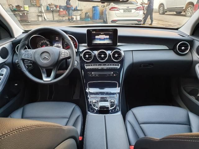 M.Benz C180 Avantarde 1.6 Turbro - 2016 - Foto 13