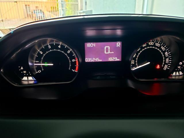 208 griffe automatico teto apenas 35mkm sem retoques manual e chave copia - Foto 7
