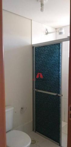 Apartamento com 2 dormitórios para alugar, 53 m² por R$ 1.225,00/mês com CONDOMINIO E IPTU - Foto 8