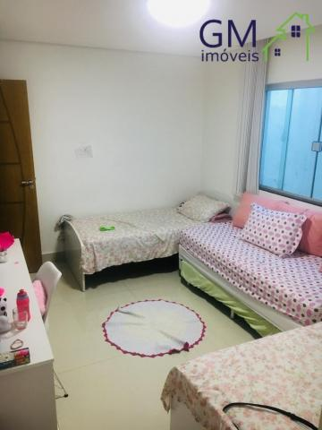 Casa a venda / condomínio rk / 03 quartos / churrasqueira / piscina / aceita casa de menor - Foto 18