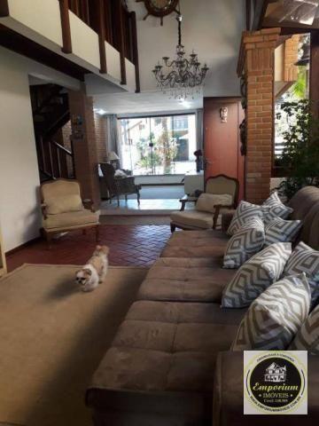 Casa com 5 dormitórios à venda, 300 m² por r$ 1.700.000 - riviera são lourenço - bertioga/ - Foto 5