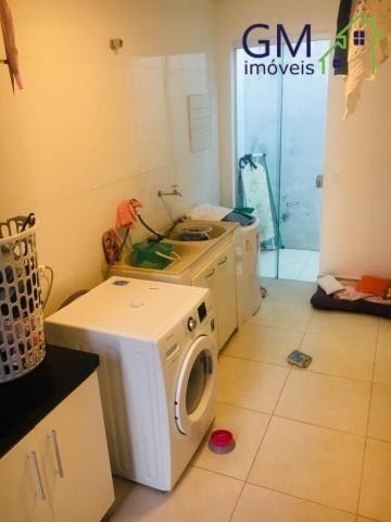 Casa a venda / condomínio rk / 03 quartos / churrasqueira / piscina / aceita casa de menor - Foto 15