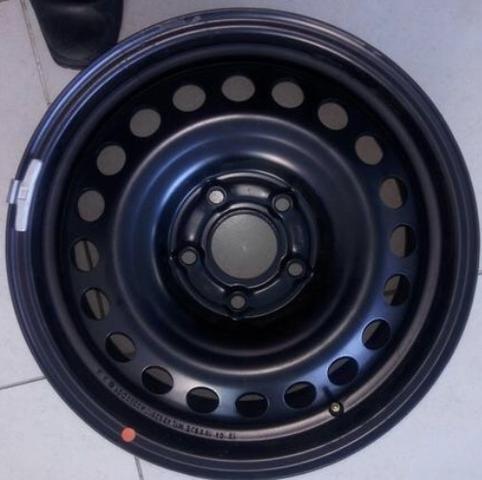 Vendo rodas+calotas Hyundai Creta 2020 originais e novas - Foto 2