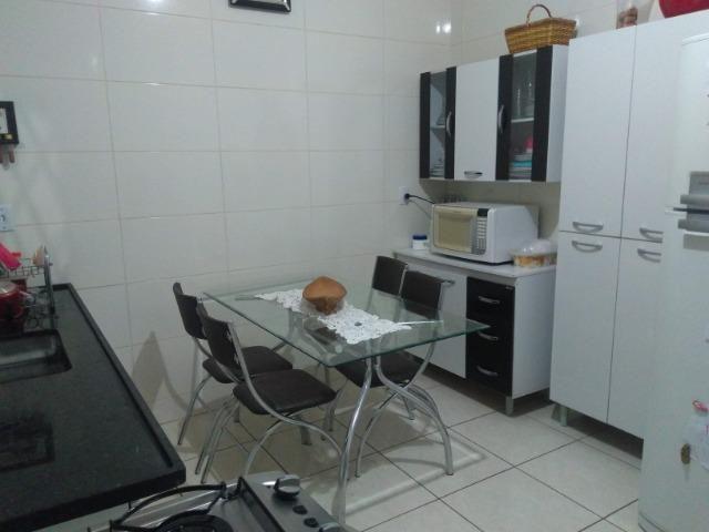 Linda Casa em Serrana/SP - 3 dormitórios, sendo 01 com Suíte - Foto 7