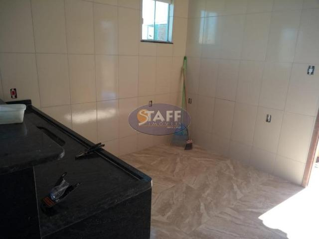 OLV-Casa com 2 dormitórios à venda, 90 m² por R$ 140.000 - Unamar - Cabo Frio/RJ CA1013 - Foto 6