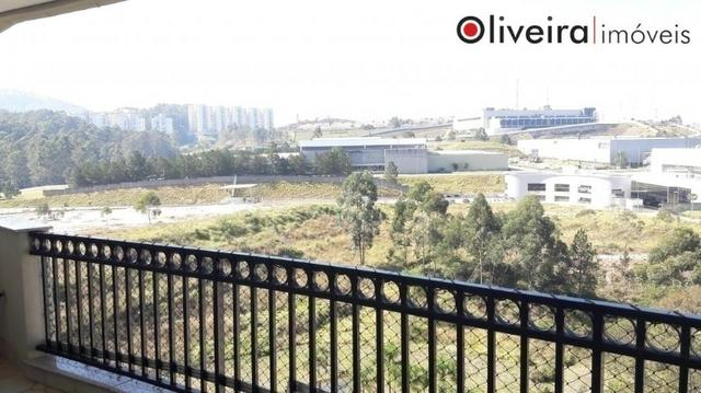 Apartamento em alphavile,parque tambore 139m. 3 suítes 2 vg 3.300 cond 1.320 iptu 320 - Foto 3