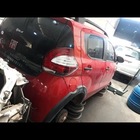 Fiat mobi 2017/2018 - Foto 7