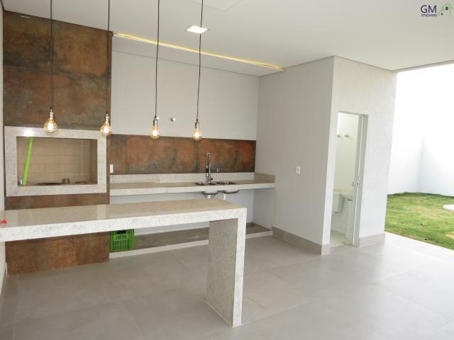 Casa a venda / condomínio alto da boa vista / 3 quartos / churrasqueira / garagem - Foto 10