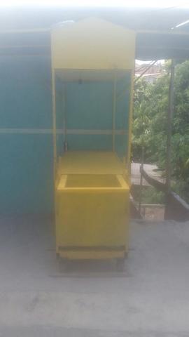 Venda carrinho de churasco - Foto 2