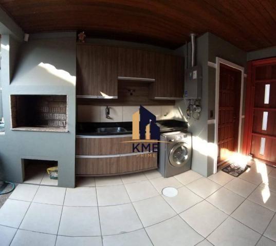 Casa com 3 dormitórios à venda, 94 m² por r$ 468.000 - parque da matriz - cachoeirinha/rs - Foto 14