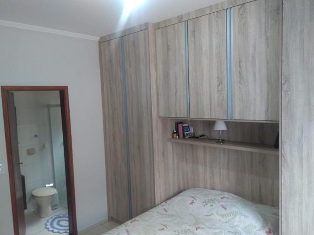 Linda Casa em Serrana/SP - 3 dormitórios, sendo 01 com Suíte - Foto 10