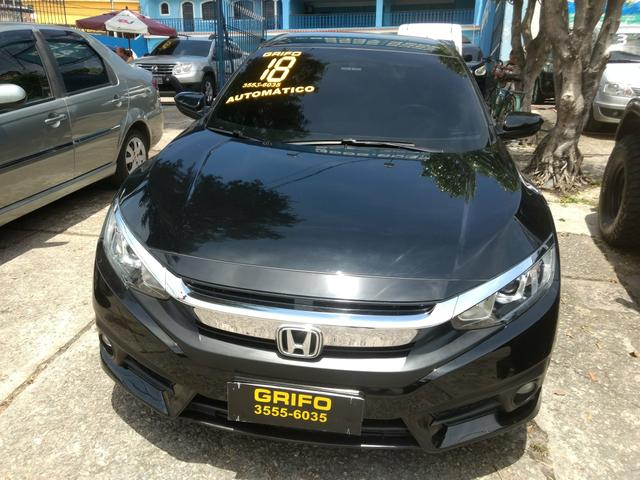 Honda Civic Ex Cvt - Foto 2