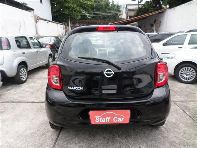 Nissan March 1.0 s 12v flex 4p manual - Foto 2