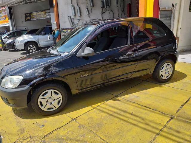 Gm - Chevrolet Celta Entrada 1500 financie com score baixo - Foto 2