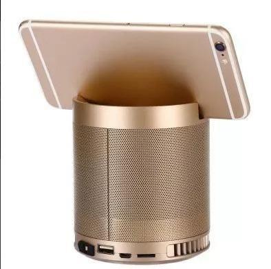 Caixa Som Bluetooth 5w Rádio Fm Bateria longa duração - Foto 2