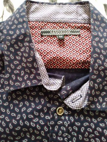 Camisa Handbook - Foto 2