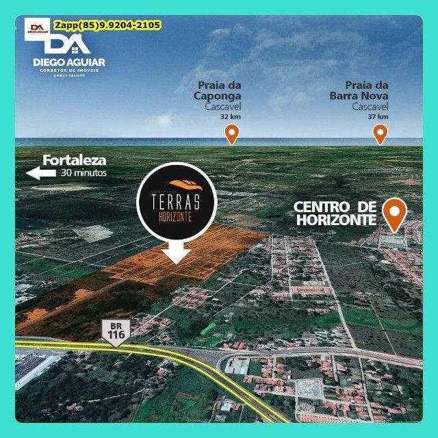 Lotes Terras Horizonte- Invista já-&!% - Foto 6