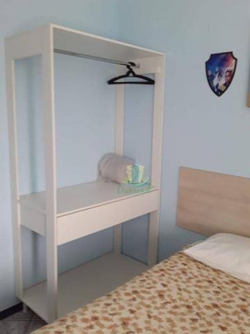 Loft com 1 dormitório para alugar com 42 m² por R$ 1.500/mês no Jardim Itamaraty em Foz do - Foto 9