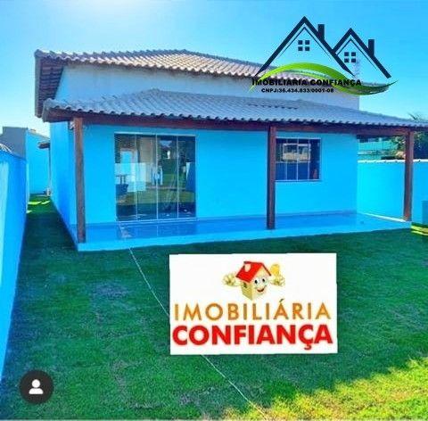 01- Linda Casa em Condomínio, 2 Quartos com piscina / Região dos Lagos - Foto 10